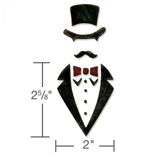 BIGZ DIE DAPPER by TIM HOLTZ