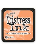 MINI DISTRESS PAD-DRIED MARIGOLD