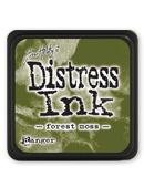 MINI DISTRESS PAD-FOREST MOSS