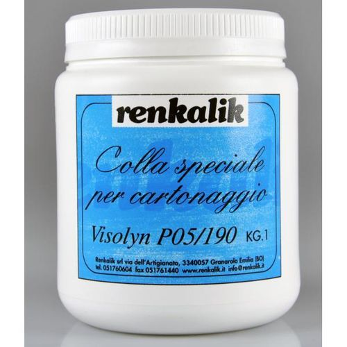 ACCESSORY - COLLA VISOLYN 1KG